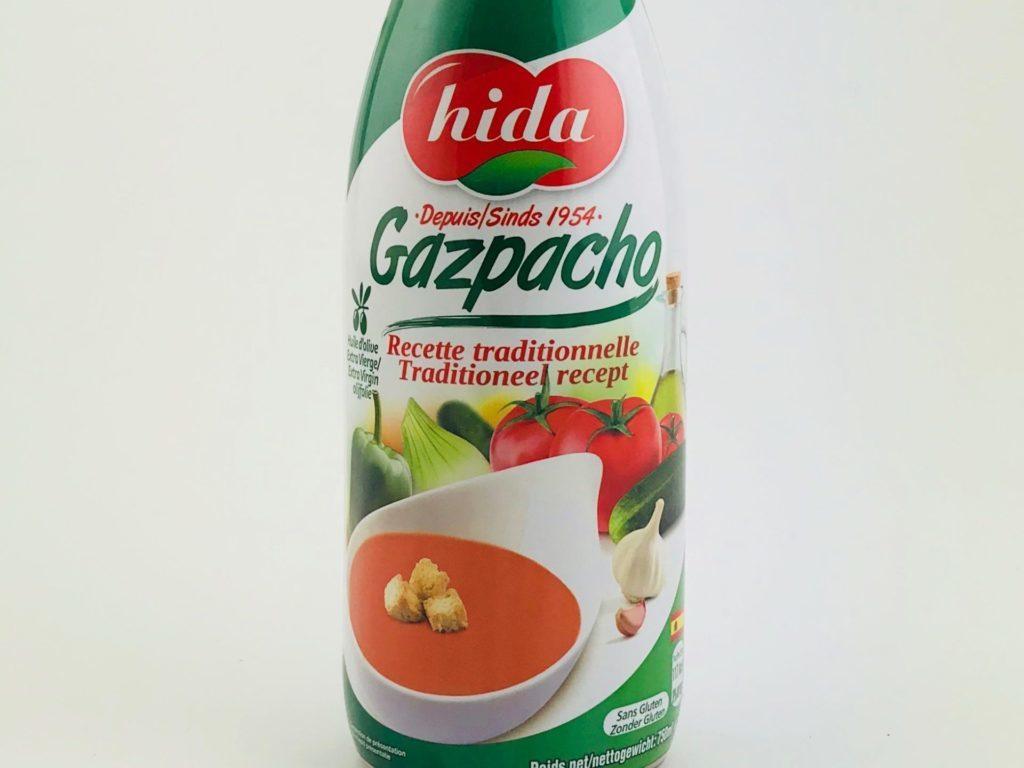 gazpacho traditioneel recept fles