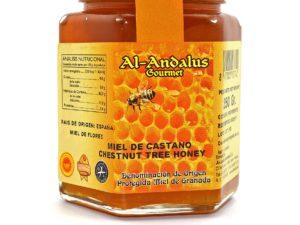 honing kastanje