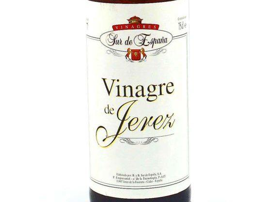 vinagre jerez sherry azijn