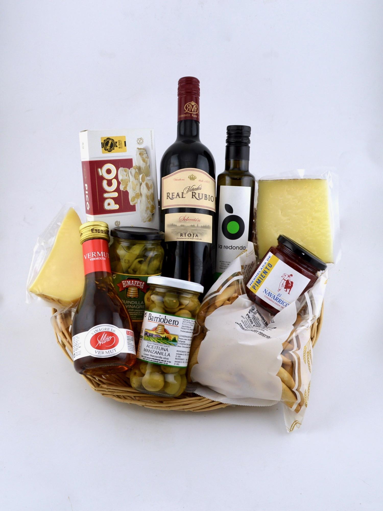 Pacomer Traiteur kerstpakket vegetarisch